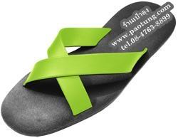 รองเท้าแตะลำลองเทรนด์เกาหลีคุณผู้ชายขายถูก