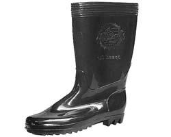 รองเท้าบู๊ตสีดำแบบยาวBOOT-scขายส่ง