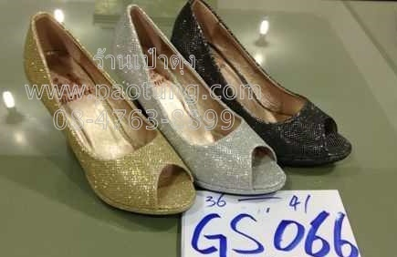 รองเท้าแฟชั่นคัชชูส้นสูงขายส่ง/คู๋ละ 230 บาท