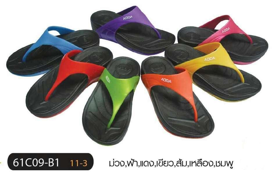 รองเท้าแฟชั่นสไตล์ fitflop ยี่ห้อ ADDA ของเด็กขายส่ง
