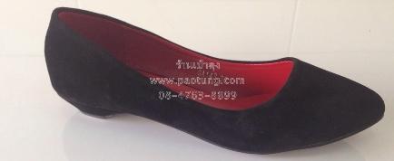 รองเท้าแฟชั่นคัชชูส้นเตี้ยของผู้หญิง ( GA143)ขายส่ง/คู่ละ 190 บาท