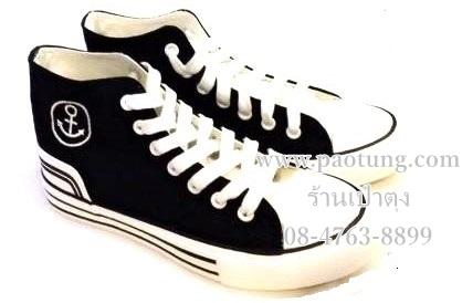 รองเท้าผ้าใบวัยรุ่นขายส่ง (290บาท/คุ๋)