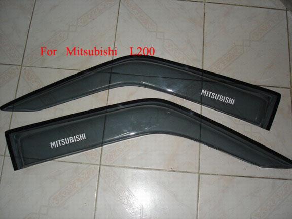 กันสาด Mitsubishi L200