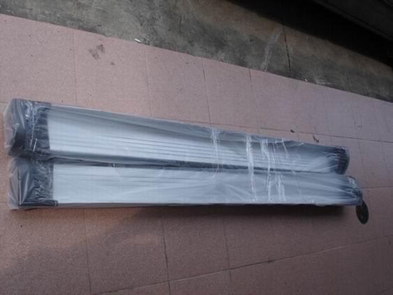 บันไดข้าง วีโก้แคป 1.75 m อะลูมิเนี่ยม ทรงห้าง