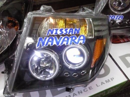 โคมไฟหน้า Navara Projector+LED