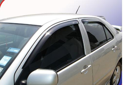 กันสาด Toyota Vios 02-06