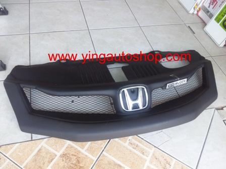 กระจังหน้า Honda City 08-11 ทรง Mugen RR