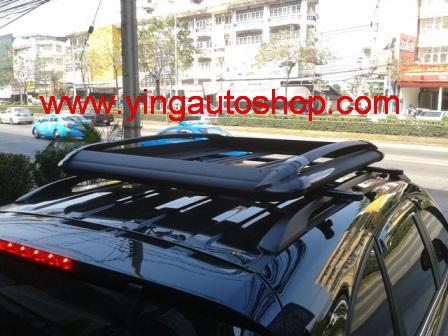 แร็คหลังคา 100X120 Cm สีดำ (Carryboy รุ่น CB-550)