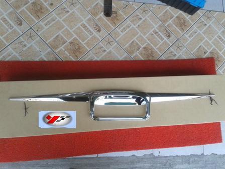 กันรอยมือเปิดท้าย +คิ้ว All New D-MAx 2012 ยี่ห้อ Lekone
