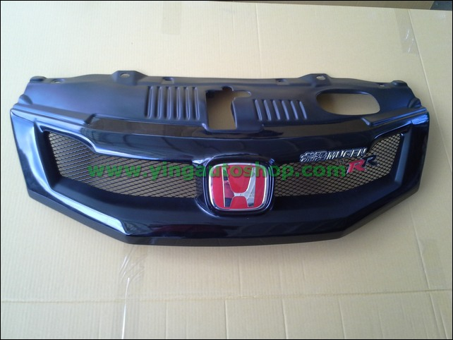 กระจังหน้า Honda City 2012 On ทรง Mugen RR