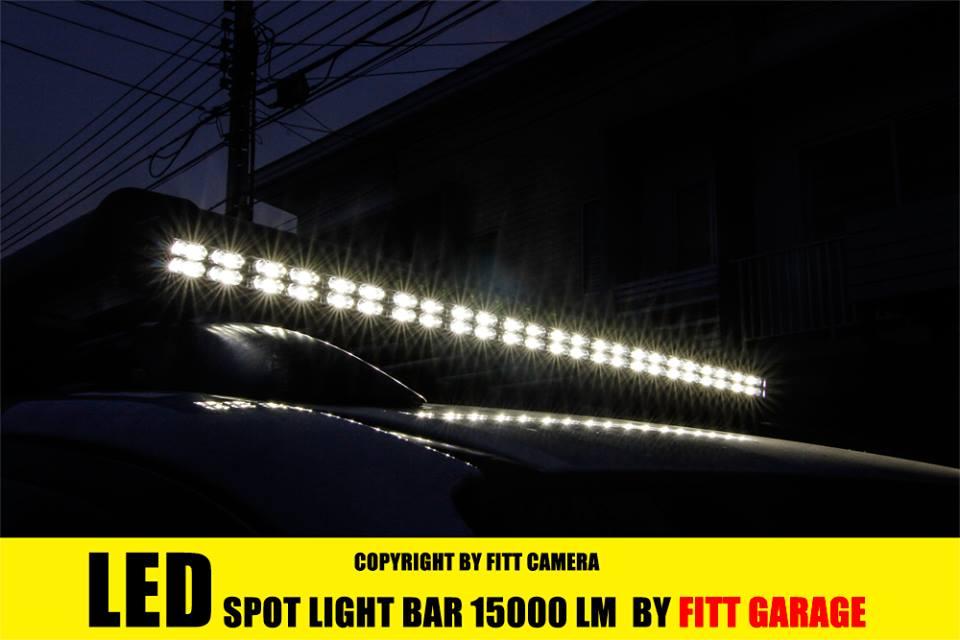 ไฟ LED Work Lamp For Fortuner (DRL BAR)