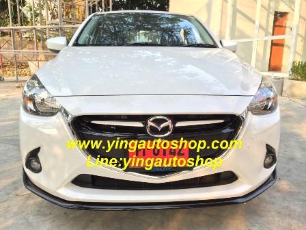 ชุดแต่งรอบคันAll New Mazda2  ทรง Mazda Speed OEM