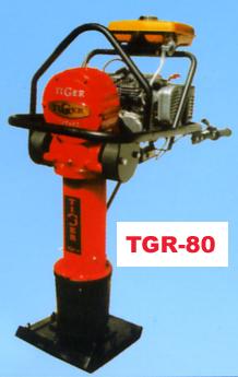 เครื่องตบดินแบบกระโดด Tiger TGR-80