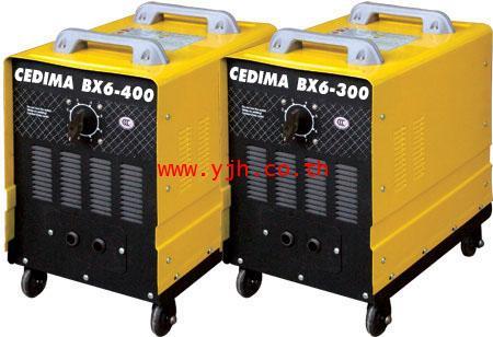 เครื่องเชื่อมโลหะ CEDIMA BX6-300A