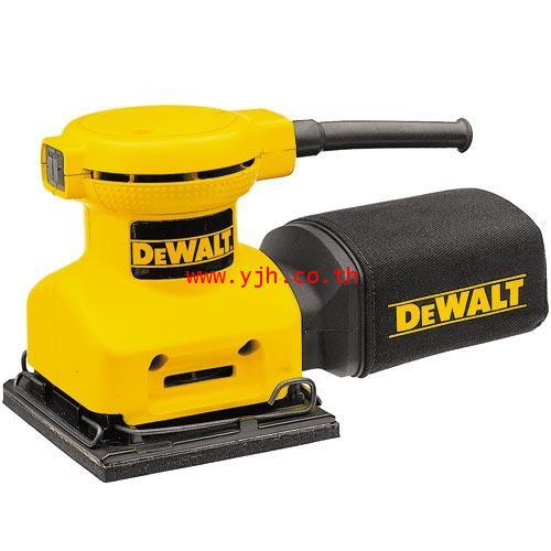 เครื่องขัดกระดาษทราย DEWALT DW-411