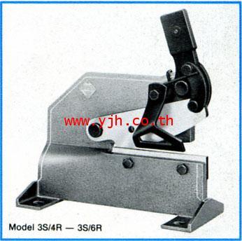 กรรไกรตัดเหล็กแผ่นแบบมือโยก HUNTER 3S/6R