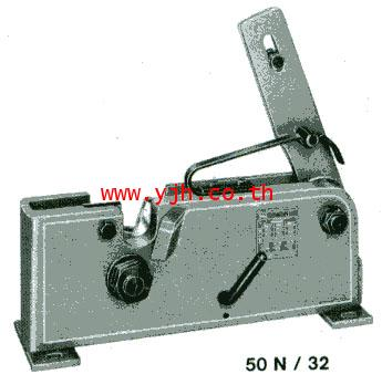 กรรไกรตัดเหล็กเส้นแบบมือโยก MUBEA 50N/32