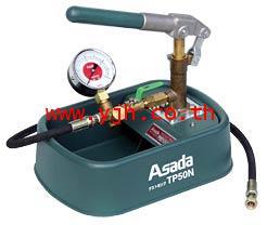 เครื่องทดสอบรอยรั่ว ปั๊มเทสท่อแบบมือโยก ASADA TP-50