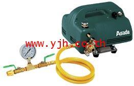 เครื่องทดสอบรอยรั่ว ปั๊มเทสท่อแบบไฟฟ้า ASADA EP-440