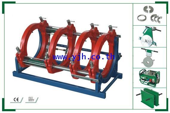 เครื่องเชื่อมท่อแบบเชื่อมชนไฮโดรลิค PP-R, PE, PB (CEDIMA) CHDHJ-315
