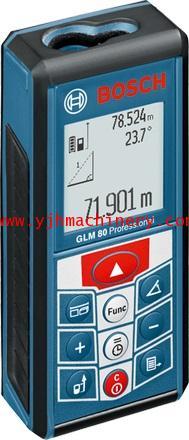 เลเซอร์วัดระยะ BOSCH รุ่น GLM-80