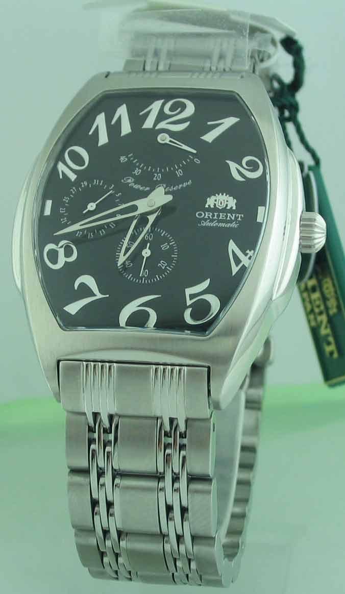 นาฬิกาออโต้รุ่นใหม่ที่มีฟั่งชั่นบอกผลังลาน