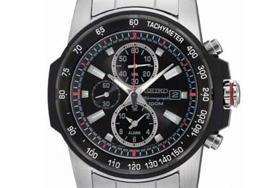 นาฬิกา SEIKO จับเวลาปลุกได้ดีไซน์สปอร์ต New Arrival