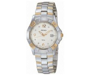 SEIKO Diamond QuartzLadies Watch รุ่น SXDA60P1