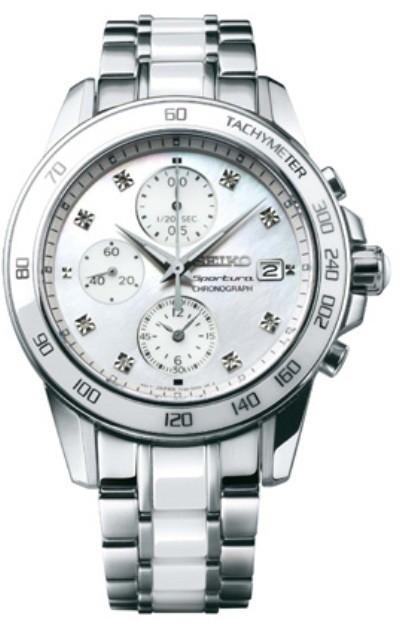 SEIKO Sportura Diamonds Lady SNDX95P1