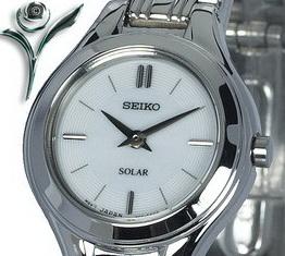SEIKO Solar Ladies Watch รุ่น SUP003P1 1