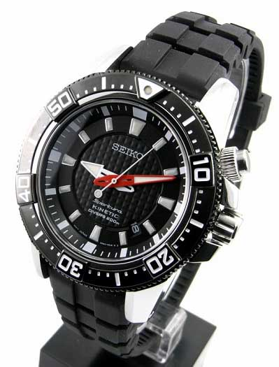 SEIKO Sportura Kinetic Diver Men´s Watch รุ่น SKA511P2