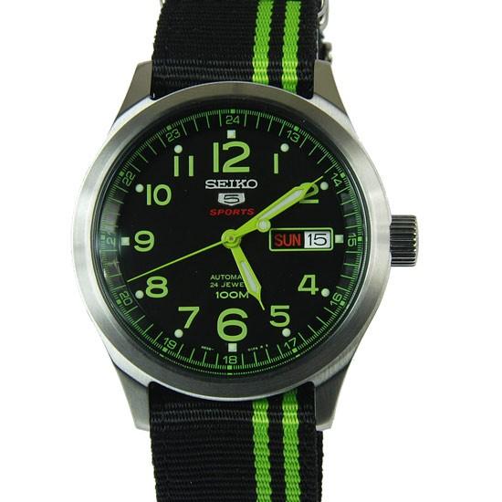 SEIKO 5 SPORTS Automatic Men´s Watch รุ่น SRP273K1