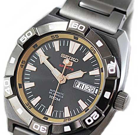 SEIKO 5 Sports Automatic Men\'s Watch รุ่น SRP287K1