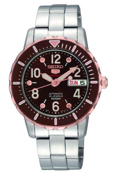SEIKO 5 Sport Automatic Men\'s Watch รุ่น SRP200K1