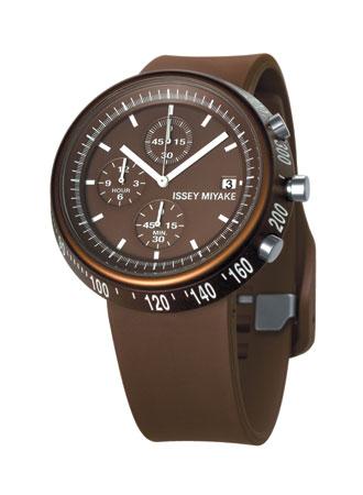 นาฬิกาข้อมือ ISSEY MIYAKE Trapezoid AL Men Ladies Watch Ref No. SILAT007