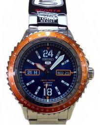 SEIKO 5 Sport Aviator Limited Edition Men\'s watch รุ่น SRP381K1