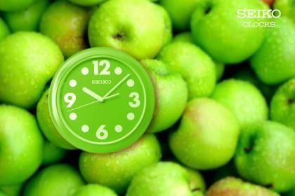 SEIKO Clocks Toffee [ไซโก คล็อกส์ ท็อฟฟี่]
