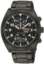SEIKO Mortor Sport Chronograph Men\'s Watch รุ่น SNN237P1