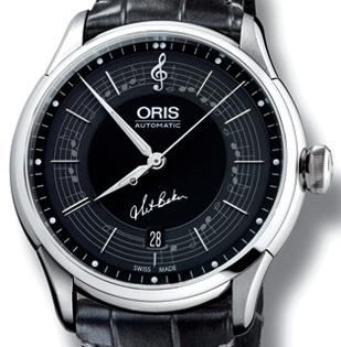 Oris Chet Baker Limited Edition Ref No.733 7591 4084 SET