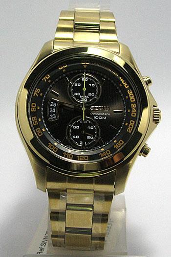 นาฬิกา SEIKO Chronograph Men\'s watch รุ่น SNN258P1