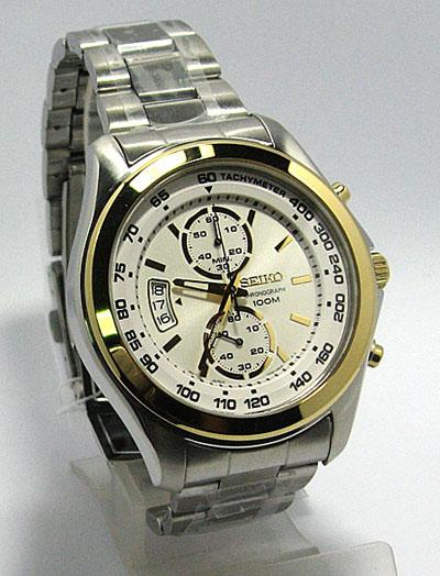 SEIKO sport chronograph SNN256P1