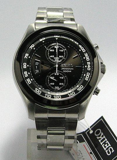 SEIKO Chronograph Men\'s watch รุ่น SNN257P1 ไซโก้ โคโนกราฟ
