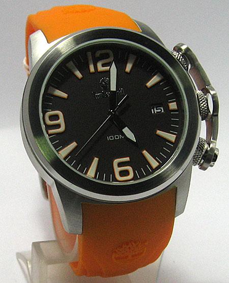 นาฬิกาTIMBERLAND Men\'s Fastpack Watch มีการ์ดกันมะยม