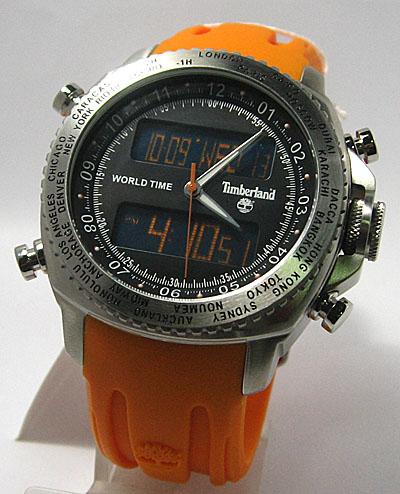 นาฬิกาTIMBERLAND Men\'s Steprock Watch QT7169102 ราคพิเศษ