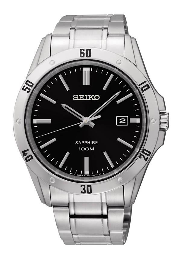 Seiko Sapphire Mens Dress Watch SGEG55
