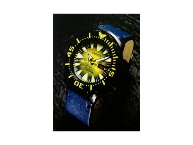 SEIKO The Moon Monster Limited Edition by KING POWER SRP 457 4