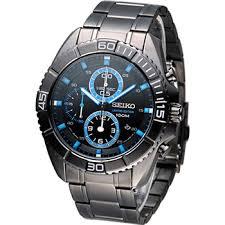 SEIKO Criteria Chronograph Sapphire Limited Edition Men\'s Watch รุ่น SNDF27P1