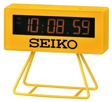 SEIKO รุ่น Mini Time Keeper [ไซโก มินิ ไทม์ คีปเปอร์] ( QHL062Y)