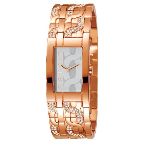Esprit Women\'s Quartz Watch Twist Rosegold Houston ES000J42074