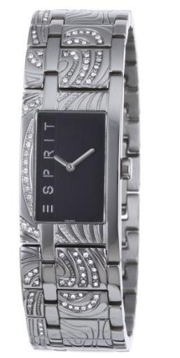 Esprit Ladies Watch Touch Black Houston ES102432002